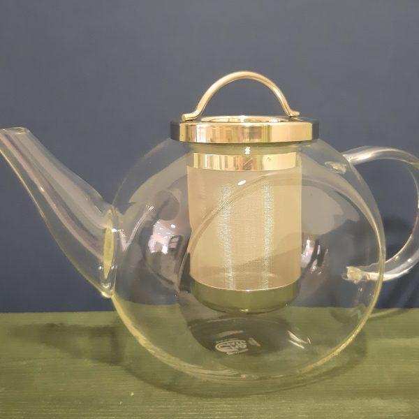 Tetera de vidrio
