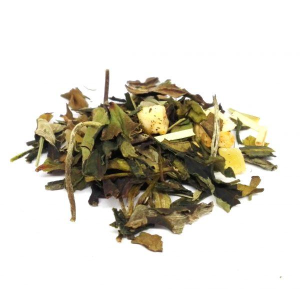 Té blanco Granada y Limón