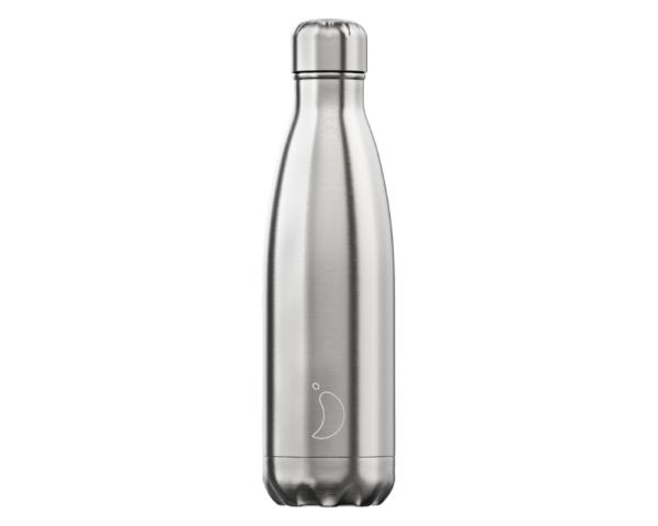 Botella Chilly Acero