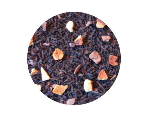 Té negro Naranja Chocolate