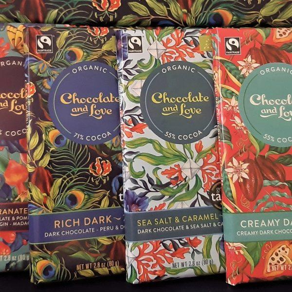 Chocolate&Love: Cofre Verde