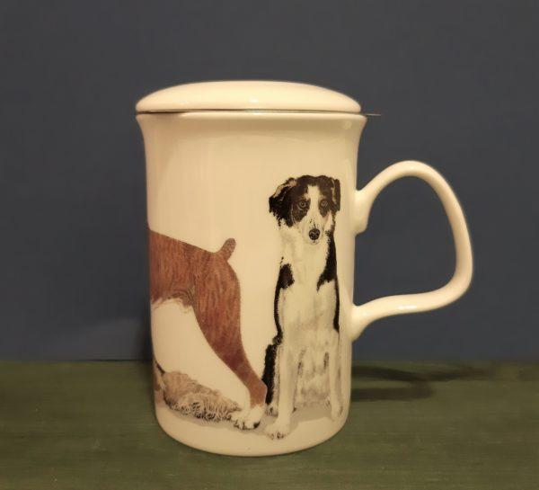 Tisanera Colección Perros