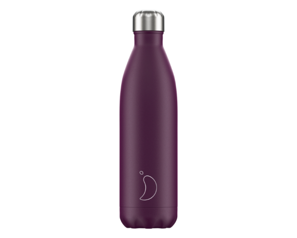 Botella Chilly Púrpura 750 ml.