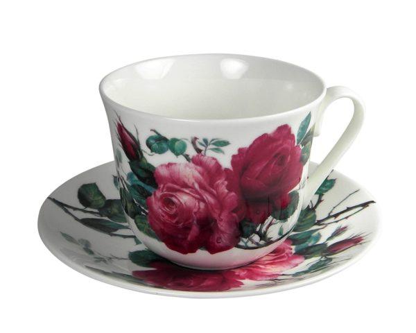 Juego de desayuno English Rose