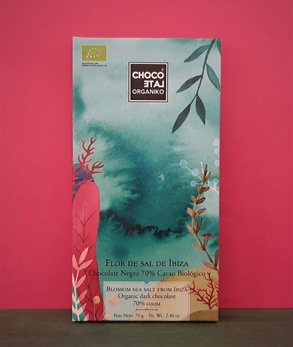 Chocolate con Sal de Ibiza