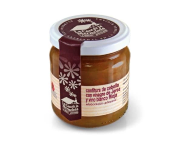Mermelada de Cebolla con Vinagre de Jerez
