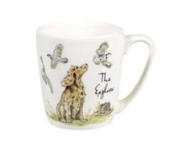 Mug El Explorador