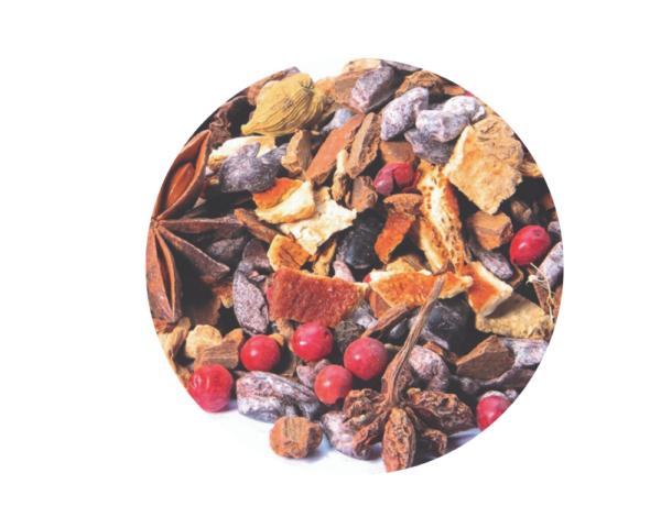 Chai de Chocolate Ecológico