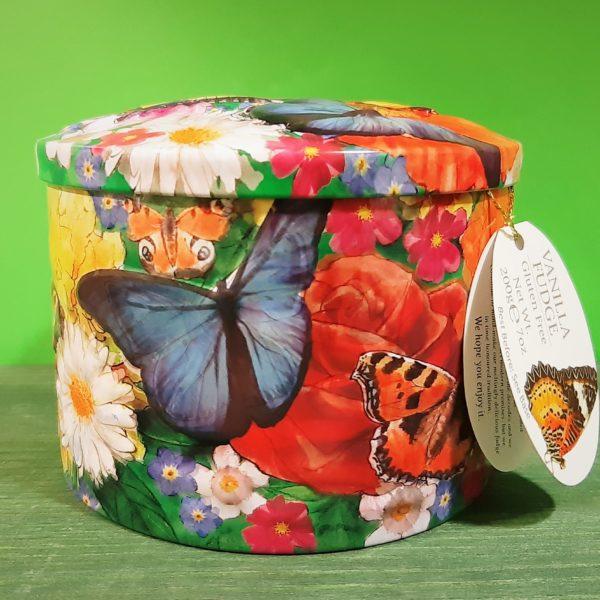 Lata de Caramelos Gardiners Mariposas