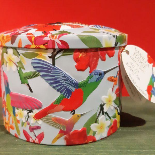 Lata de Caramelos Gardiners Pájaros