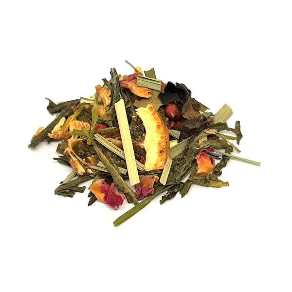 Té verde Naranjilla