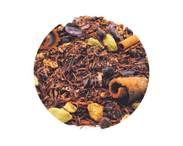Rooibos Cacao con Especias
