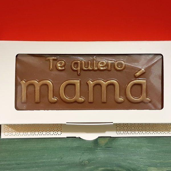 Chocolate Te quiero Mamá