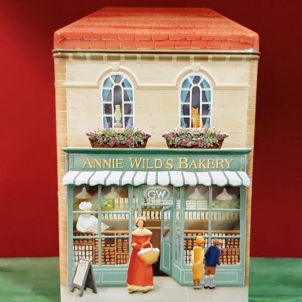 Lata de Galletas Annie Wild's Bakery