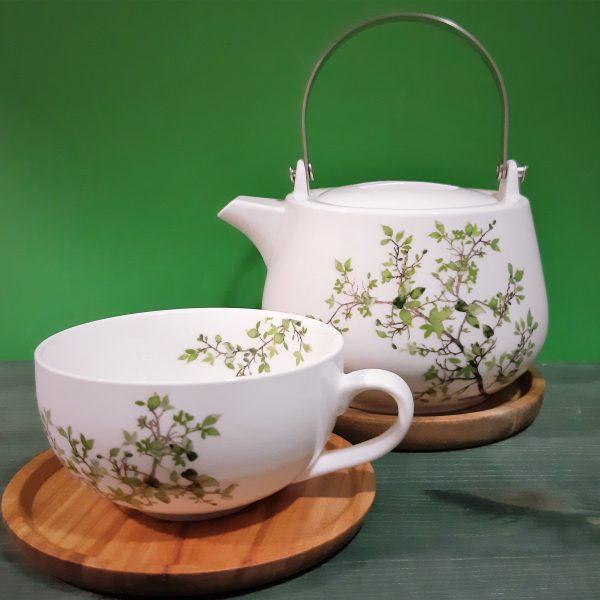 Juego de té Natura