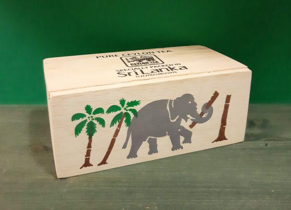Ceylon BOP Elephant