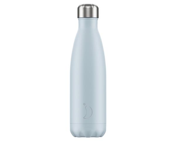 Botella Chilly Blush Azul