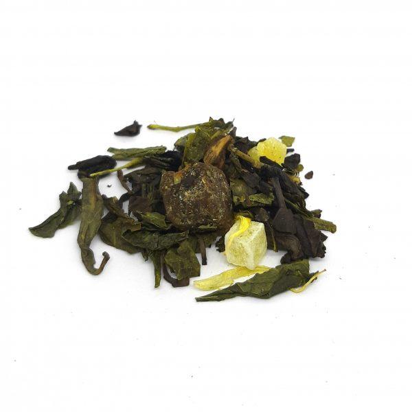 Té negro Melocotón y Mango