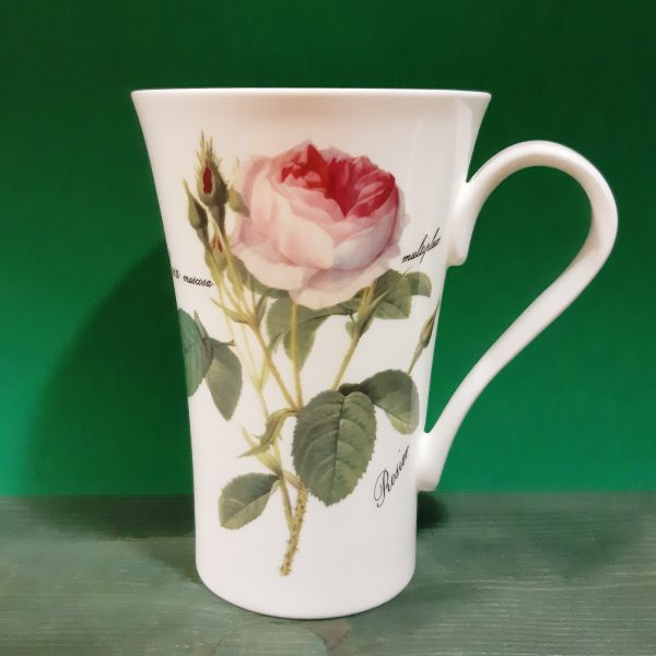 Latte Mug Rosas