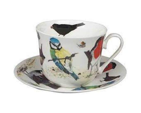 Juego de desayuno Garden Birds