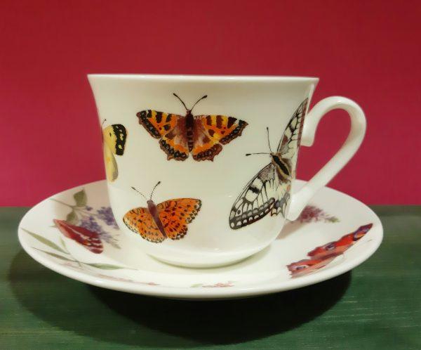 Juego de desayuno Mariposas