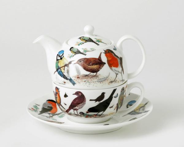 Tea for One Birds