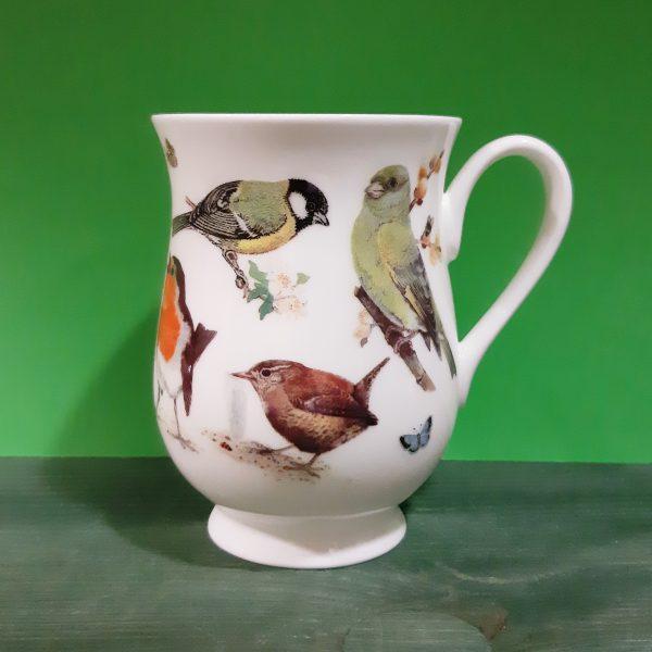 Mug Birds