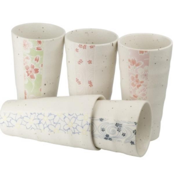 Vasos de té Akira