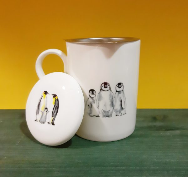 Tisanera Pingüinos