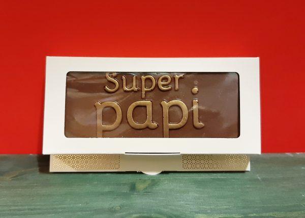 Chocolate Superpapi