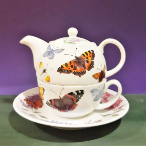 Tea for One Mariposas