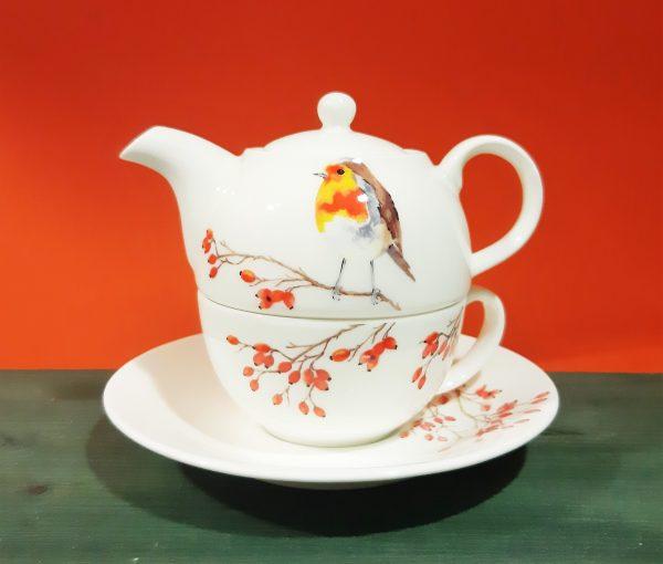 Tea for One Petirrojo
