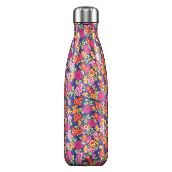 Botella Chilly Rosas Salvajes