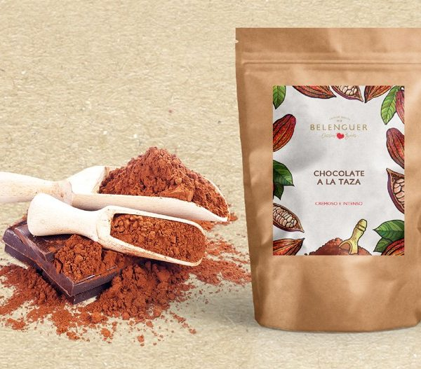 Chocolate a la taza artesano
