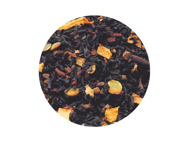 Té negro Calabaza Chai