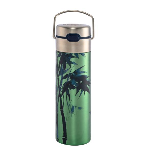 Termo con filtro de té Bamboo