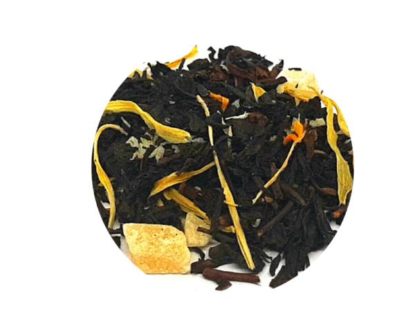 Té negro Mango y Coco