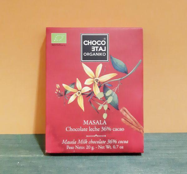 Mini Chocolate Masala