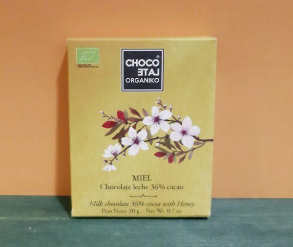 Mini Chocolate con Miel