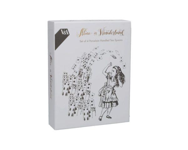Cucharillas de café V&A Alice in Wonderland