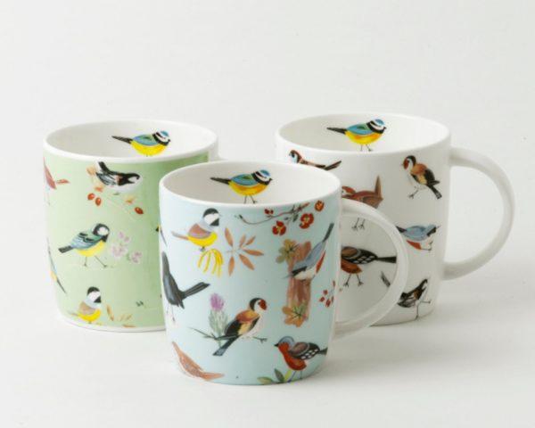 Mug Birdsong