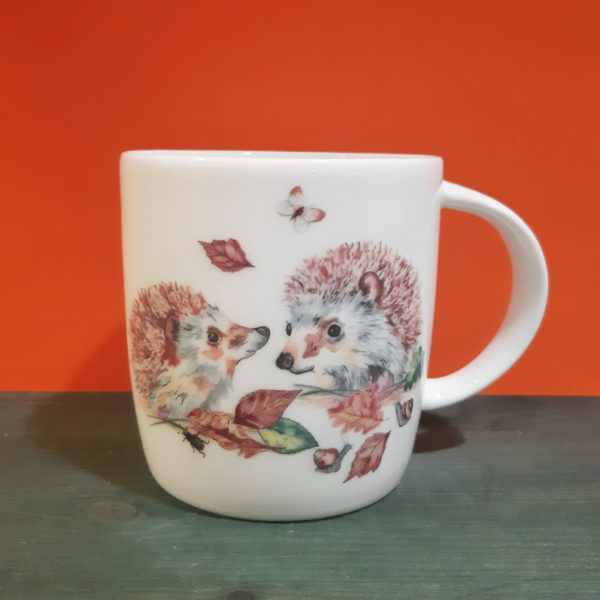 Mug Puercuspín