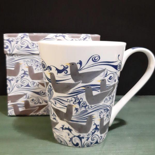 Mug V&A Seagulls