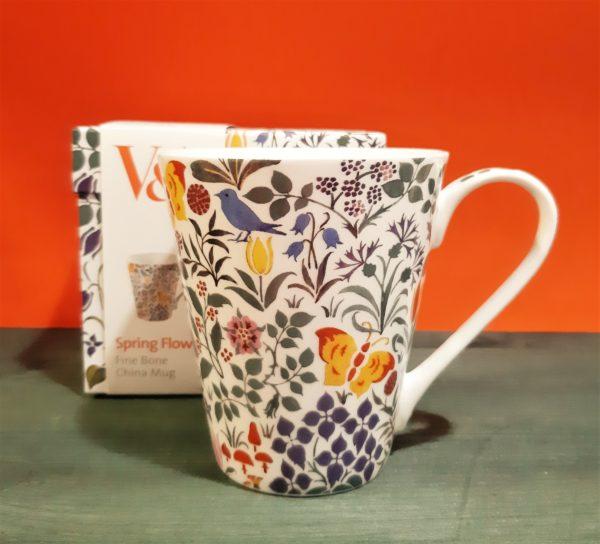 Mug V&A Spring Flowers