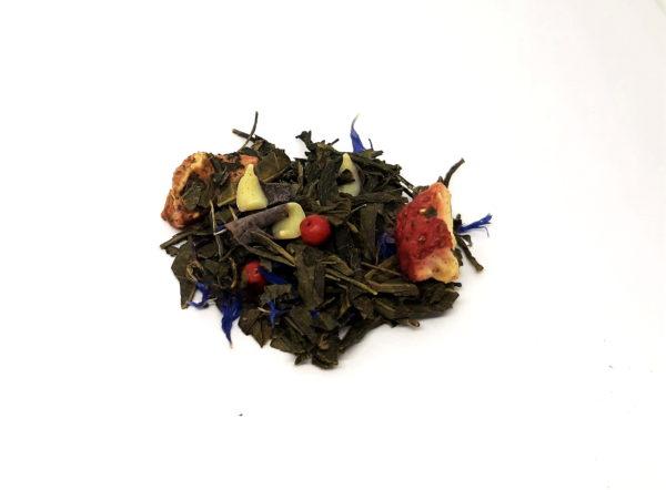 Té verde Fresa y Trufa
