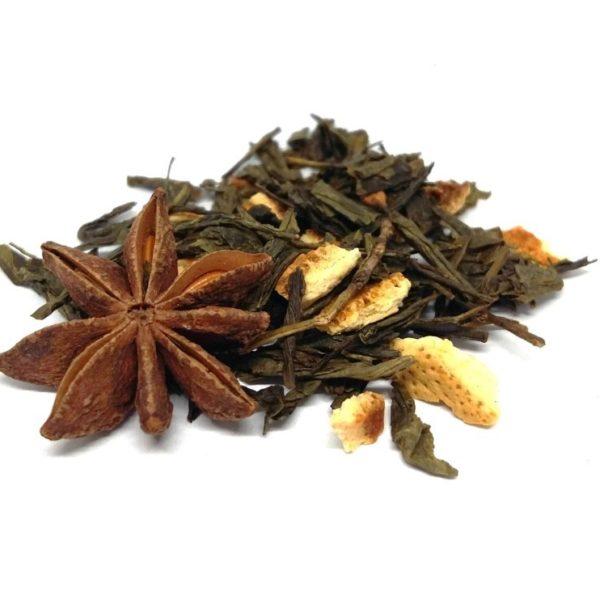 Té verde Mandarina Chai