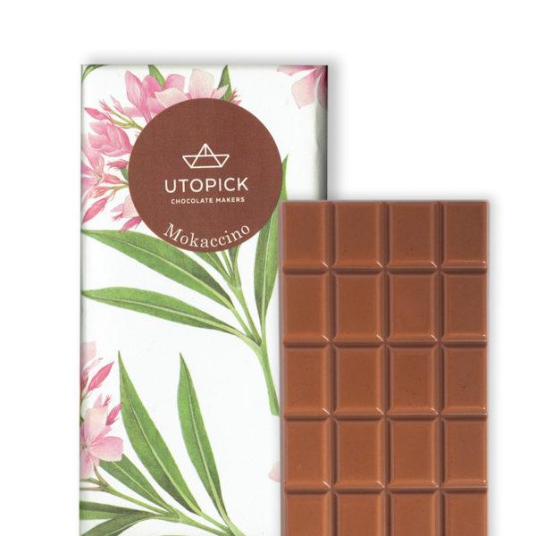 Chocolate con leche y Café de Colombia