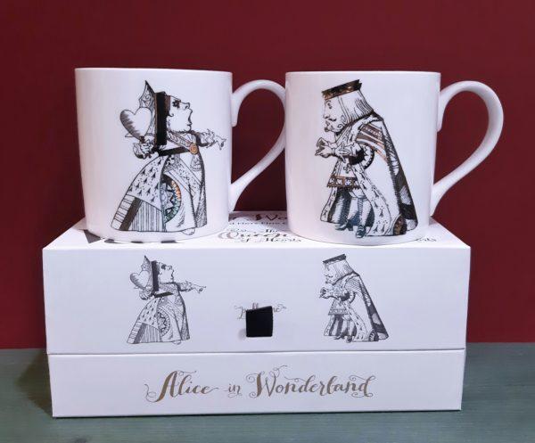 Juego de Mugs V&A Alice in Wonderland