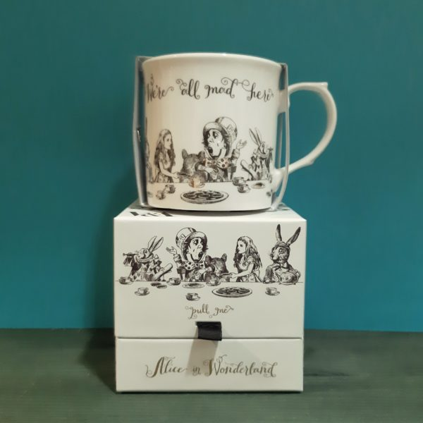Mug con filtro V&A Alice in Wonderland
