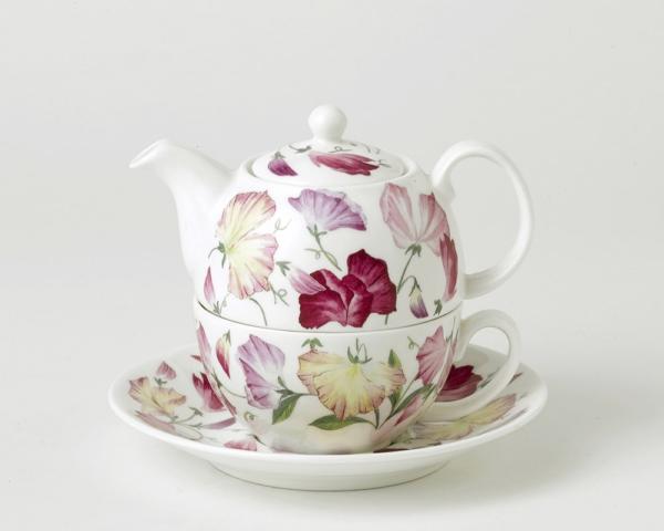 Tea for One Arvejilla Rosa